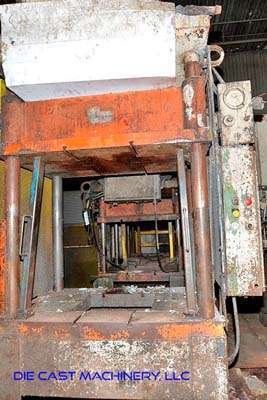 Picture of K.R. Wilson Four Column (Post) Vertical Hydraulic Die Casting Trim Press DCMP-3422