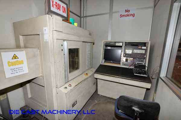 Picture of National X-Ray Corp.  Real Time Industrial X-ray For Sale DCMP-3482