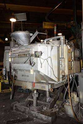 Picture of Striko Westofen W 1700 S ProDos Low Energy Electric Heated Aluminum Holding and Dosing Furnace For Sale DCMP-3548