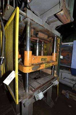 Picture of Southern Engineering Four Column (Post) Vertical Hydraulic Die Casting Trim Press DCMP-3556