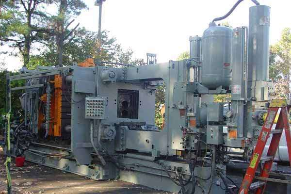 Picture of Prince Horizontal Cold Chamber Aluminum High Pressure Die Casting Machine DCMP-3567