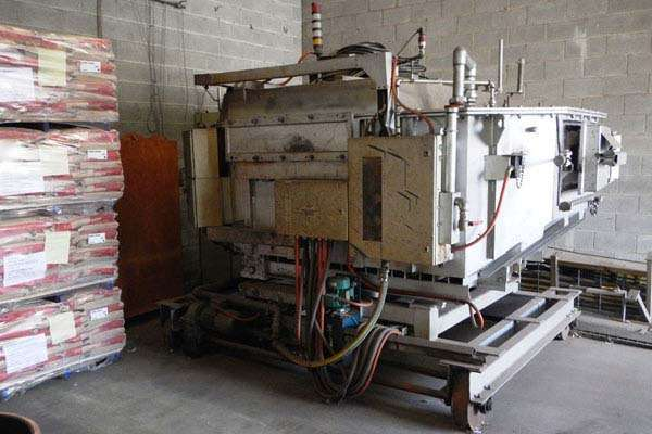 Picture of Striko Westofen 2300 S VPC Low Energy Electric Heated Aluminum Holding and Dosing Furnace For Sale DCMP-3627
