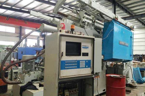Picture of Frech DAM 500 S DV Horizontal Hot Chamber Magnesium High Pressure Die Casting Machine For Sale DCMP-3665