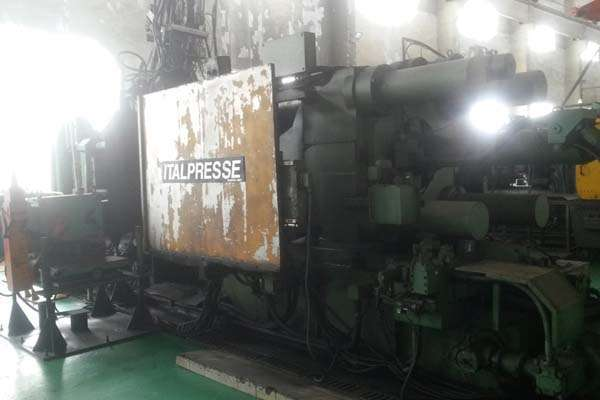 Picture of Italpresse IP/750-SC Horizontal Cold Chamber Aluminum High Pressure Die Casting Machine For Sale DCMP-3734