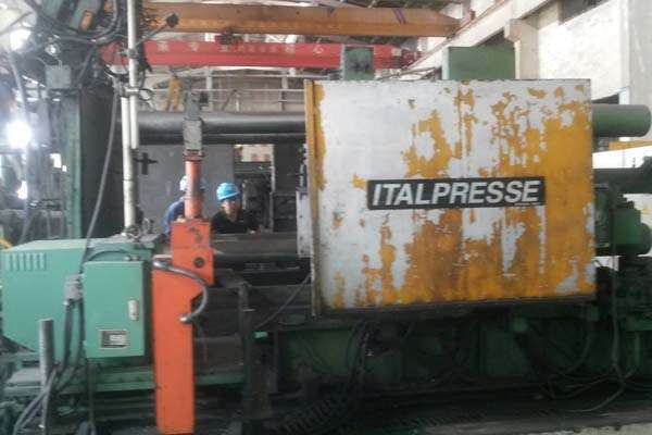 Picture of Italpresse Horizontal Cold Chamber Aluminum High Pressure Die Casting Machine DCMP-3734