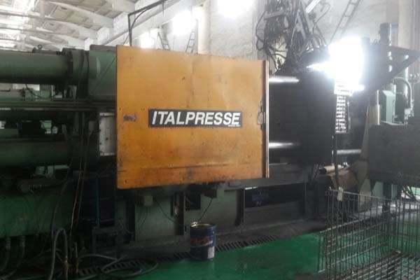 Image of Horizontal Cold Chamber Aluminum High Pressure Die Casting Machine For Sale DCM-3734