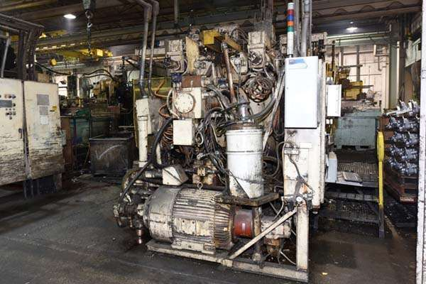 Image of Horizontal Cold Chamber Aluminum High Pressure Die Casting Machine For Sale DCM-3756