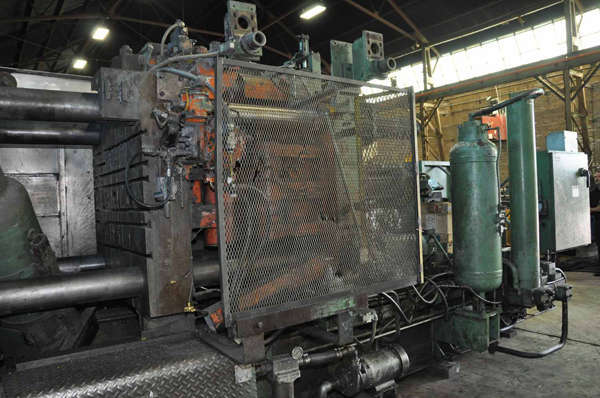 Picture of HPM II-600-A Horizontal Cold Chamber Aluminum High Pressure Die Casting Machine For Sale DCMP-3801