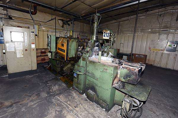 Image of Horizontal Hot Chamber Zinc (Zamak) High Pressure Die Casting Machine For Sale DCM-3824