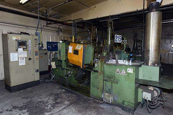 Picture of Italpresse IPZ 90-T Horizontal Hot Chamber Zinc (Zamak) High Pressure Die Casting Machine For Sale DCMP-3825