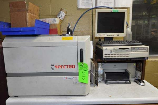 Picture of Spectro Analytical LMXM3 Metal Analytic Spectrometer For Sale DCMP-3936