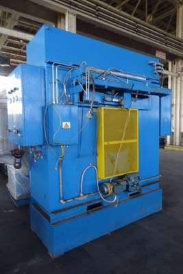 Image of Electrically Heated Magnesium Ingot Preheater and Furnace Charging Unit For Sale DCM-3972