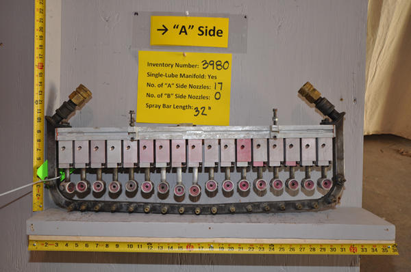Picture of Rimrock  Rimrock Die Lube Spray Manifold for Model 410 Automatic Reciprocator Sprayer For Sale DCMP-3980