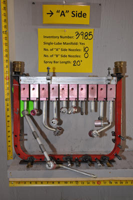Picture of Rimrock  Rimrock Die Lube Spray Manifold for Model 410 Automatic Reciprocator Sprayer For Sale DCMP-3985