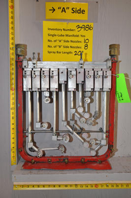 Picture of Rimrock  Rimrock Die Lube Spray Manifold for Model 410 Automatic Reciprocator Sprayer For Sale DCMP-3986