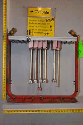 Picture of Rimrock  Rimrock Die Lube Spray Manifold for Model 410 Automatic Reciprocator Sprayer For Sale DCMP-3988