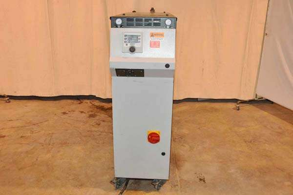 Regloplas 20 KW 570 degree F Single Zone Hot Oil Temperature Control Unit