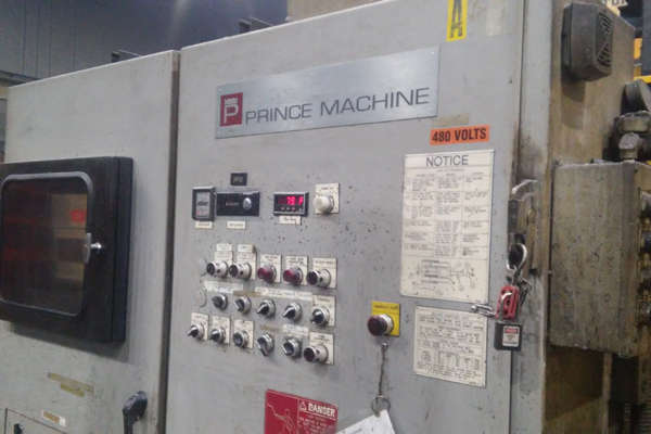 Picture of Prince 629 CCA Horizontal Cold Chamber Aluminum High Pressure Die Casting Machine For Sale DCMP-4055
