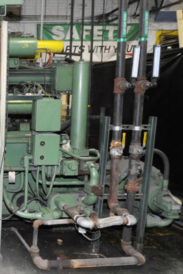 Image of Horizontal Hot Chamber Zinc (Zamak) High Pressure Die Casting Machine For Sale DCM-4136