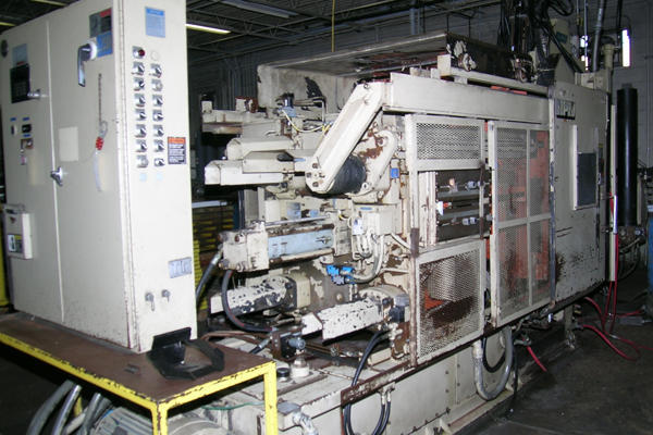 Picture of HPM II-400A Horizontal Cold Chamber Aluminum/Magnesium Capable High Pressure Die Casting Machine For Sale DCMP-4188