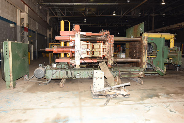 Picture of HPM II-850-A Horizontal Cold Chamber Aluminum High Pressure Die Casting Machine For Sale DCMP-4216