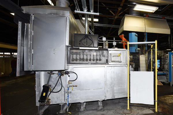 Picture of FW Schaefer AM-2000 Electric Glow Bar Stationary Aluminum Holding Furnace For Sale DCMP-4228