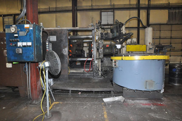 Picture of Prince Horizontal Cold Chamber Aluminum High Pressure Die Casting Machine DCMP-4267