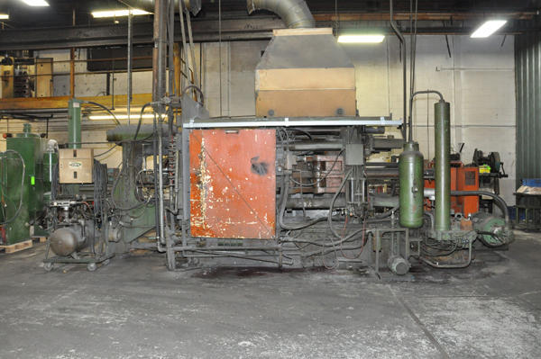 Picture of HPM II-600-A Horizontal Cold Chamber Aluminum High Pressure Die Casting Machine For Sale DCMP-4343
