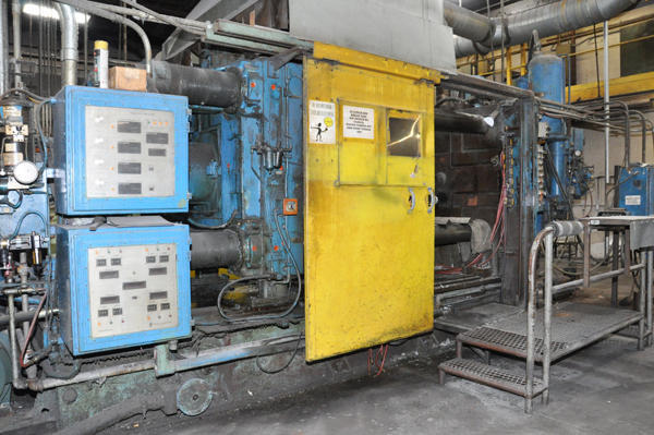 Picture of Prince 836 CCA Horizontal Cold Chamber Aluminum High Pressure Die Casting Machine For Sale DCMP-4345