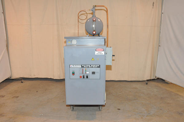 Budzar 24 kw Hot Oil Temperature Control Unit