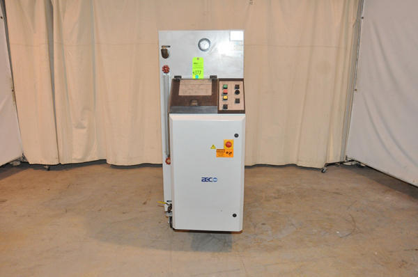 Used AEC 12 kW Single Zone Hot Oil Temperature Control Unit Model TCOU-2