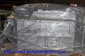 Model 120 SL ProDos Dosing Furnace for Aluminum used 1