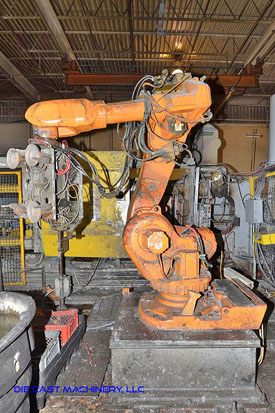 ABB Six Axis Foundry RatedIndustrial Robot