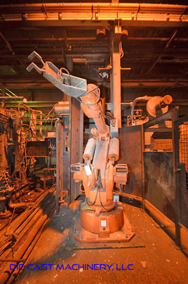 ABB Foundry Rated Industrial Robot