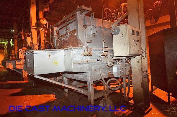 used aluminum   zinc melting and holding furnaces for sale