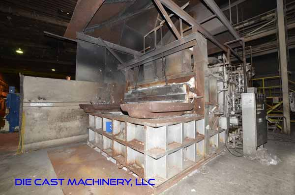 Lindberg MPH Stationary Melting Furnace