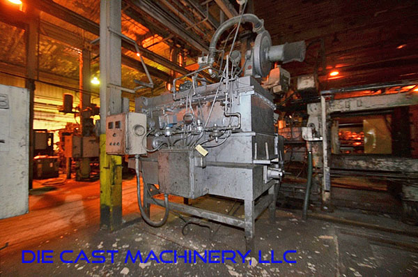 RDC 4000 Pounds High Efficiency Holding Furnace