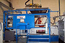 Cannon TCS Cold Chamber Rotor Casting Machine