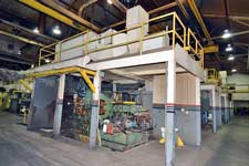 Lester Horizontal Cold Chamber Die Cast Machine