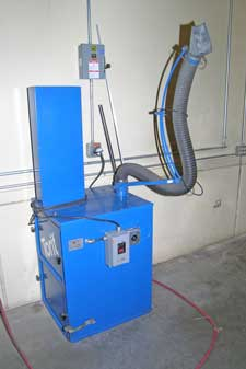 Torit Model 60 CAB Dust Collector