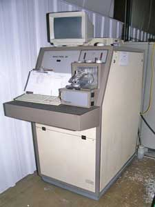 Spectro Analytical Instruments Co. Spectrometer