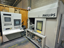Philips real time industrial x-ray machine