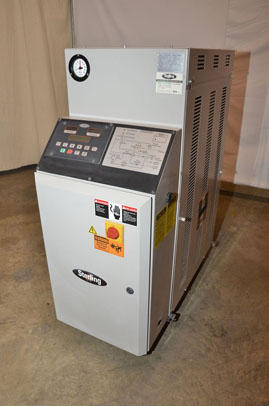 Used Die Temperature Control Units