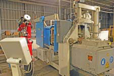 Frech High Pressure Hot Chamber Die Cast Machine
