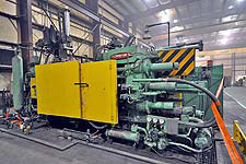 Toshiba 3500 Ton High Pressure Die Cast Machine