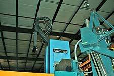 Advance Products Automatic Die Spray System