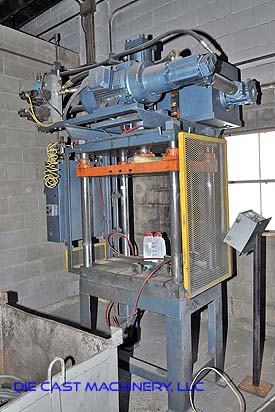Metal Mechanics 25 Ton Vertical Trim Press