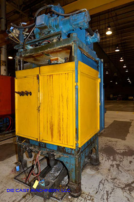 Metal Mechanics 50 Ton Hydraulic Trim Press