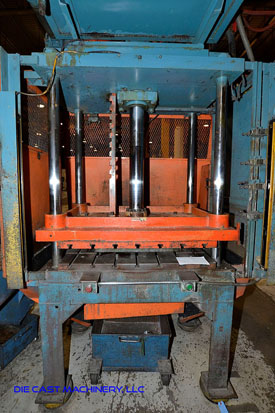 Metal Mechanics Hydraulic Trim Press