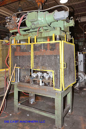 Metal Mechanics Vertical Trim Press